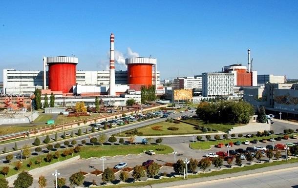 Южно-Украинская АЭС отключила третий энергоблок