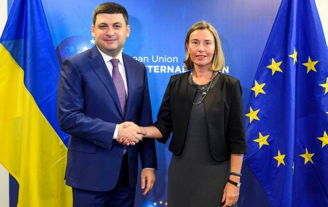 Заседание Совета ассоциации Украина-ЕС пройдет в декабре, - Гройсман