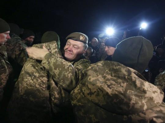 Названо число освобожденных за четыре года из плена боевиков украинцев
