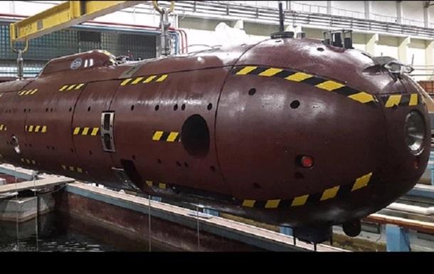В России спустили на воду новейшую подлодку