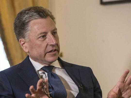 Волкер заявил о поддержке США процветающей Украины с украинским Крымом