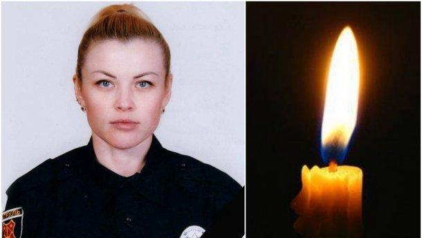 Молодая полицейская погибла в ДТП на Полтавщине: фото
